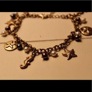 Lia Sophia seaside bracelet